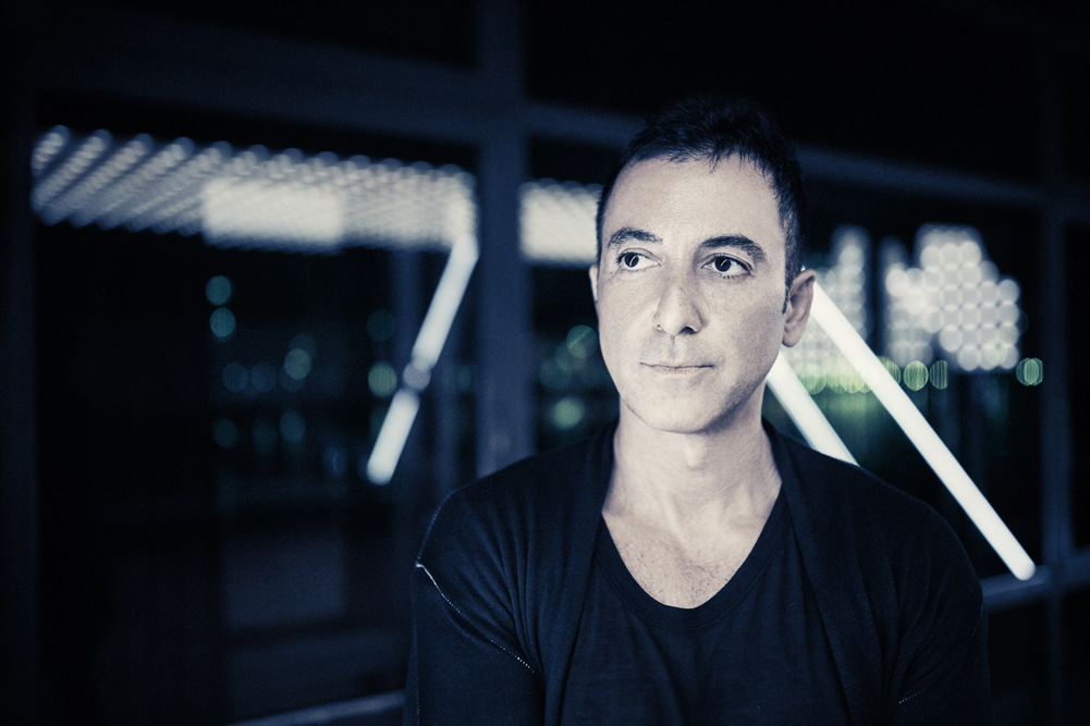 Commercial Advertisement Ad Photoshop Photography Portrait - by Julian Erksmeyer Commercial Advertisement Ad Photoshop Photography Music Concert Festival Tour Backstage Stage - Dubfire 2016