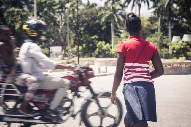 Commercial Photoshop Photography Documentary Documentaries Dokumentation Reportage Fotografie Journalism Journalismus - by Julian Erksmeyer Haiti Port-au-Prince poor humanitarian help orphans orphan orphanage