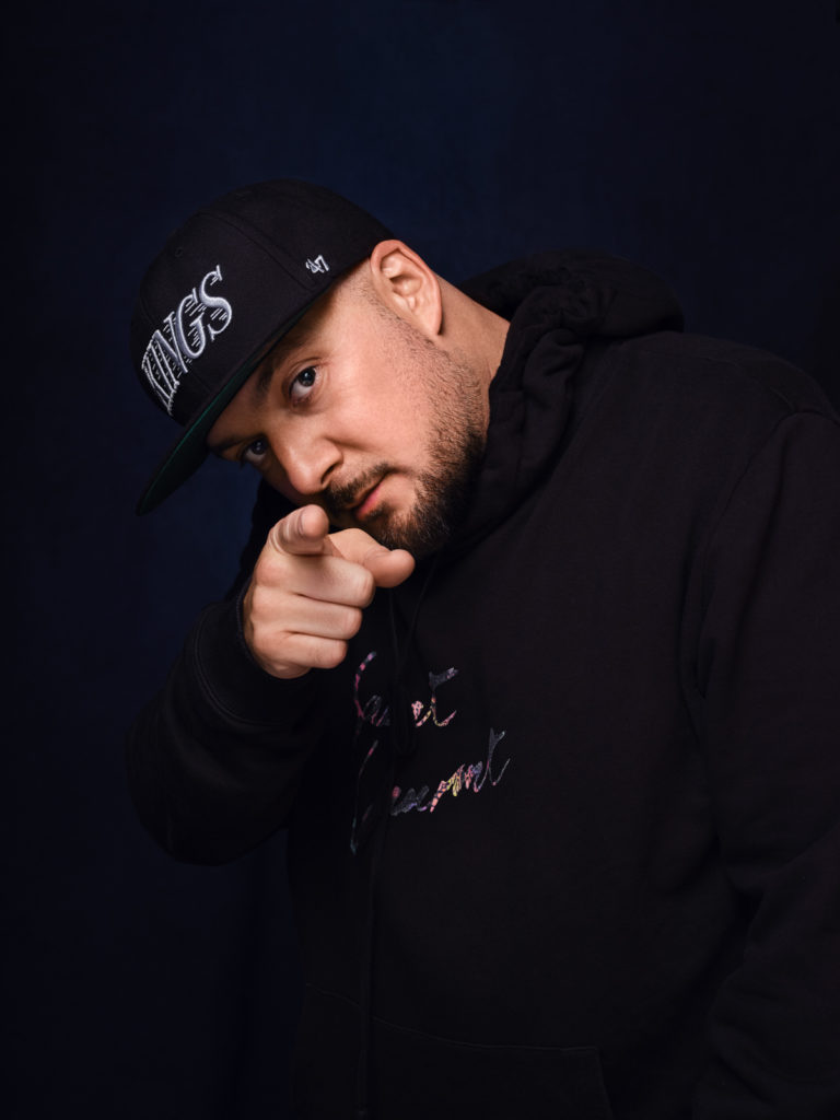 Musician and Rapper Kool Savas Portrait Tabularaaza Festival